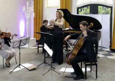 23 Dream with Me - Music on Chairs 26 mei 2019 - Henriette Feith en Artonis Pianotrio - foto Lianne ter Maat