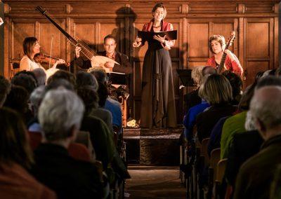 Foto's 'Bonte Barok… zonder Bach'