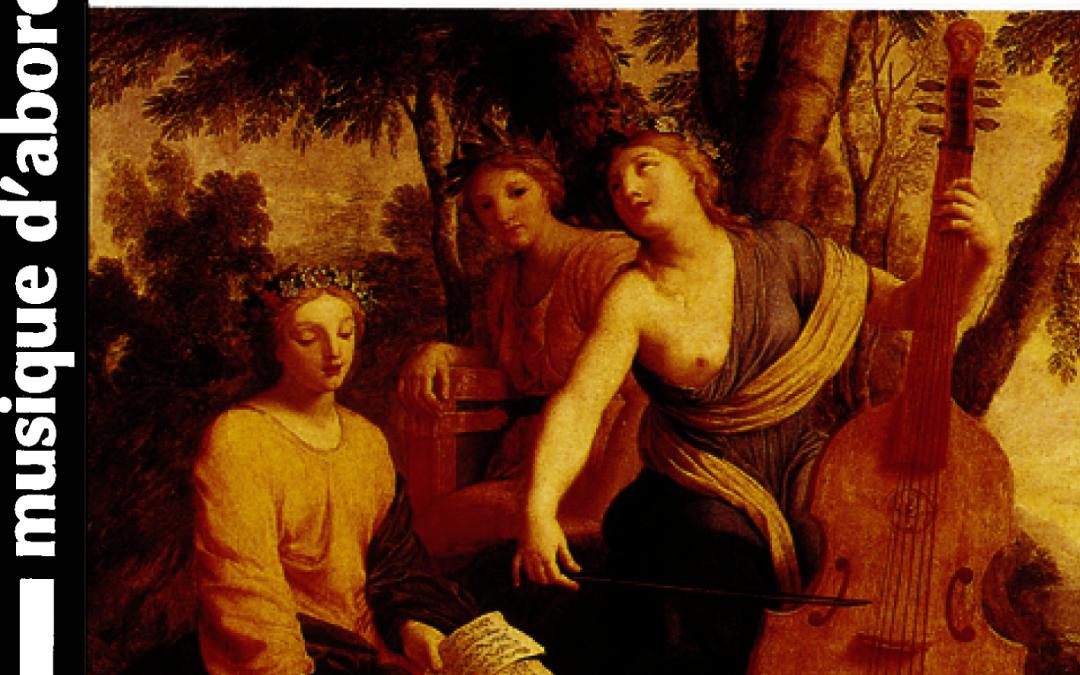 Vocale muziek in de Franse barok