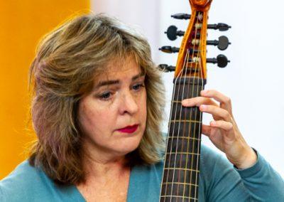 Cassandra Luckhardt 2- viola da gamba - Baroque Sucre 7-10-2018 Foto Jeroen Kuys
