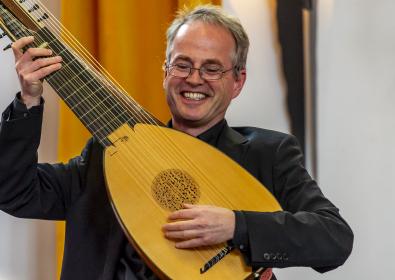 David van Ooijen - theorbe- Barocque Sucré - foto Jeroen Kuys okt 2018-HR-5853